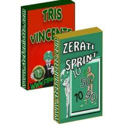 Tris Vincente + Zeratii Sprint